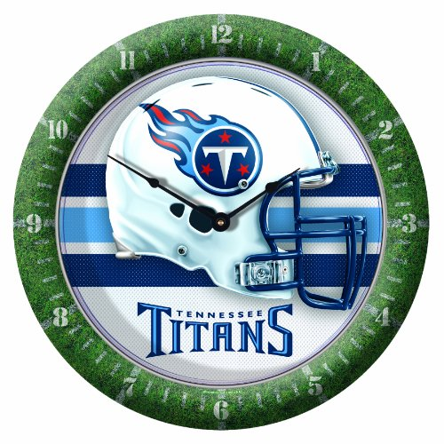NFL Tennessee Titans Game Time Clock