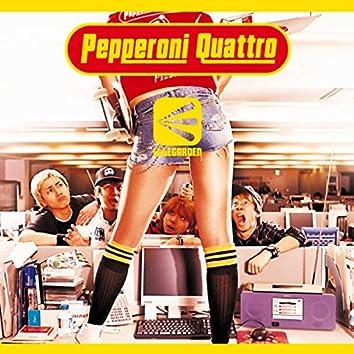 Pepperoni Quattro