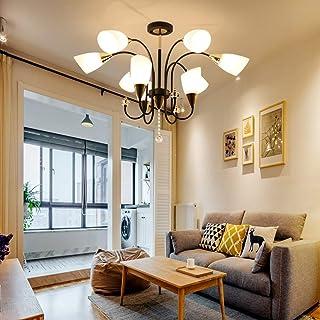 Plafonnier moderne LED plafonnier、lustres de salonシンプルモダンアンビエンスメゾンノルディックLEDパッケージパーソナルシャンブルルミエールレストランラ