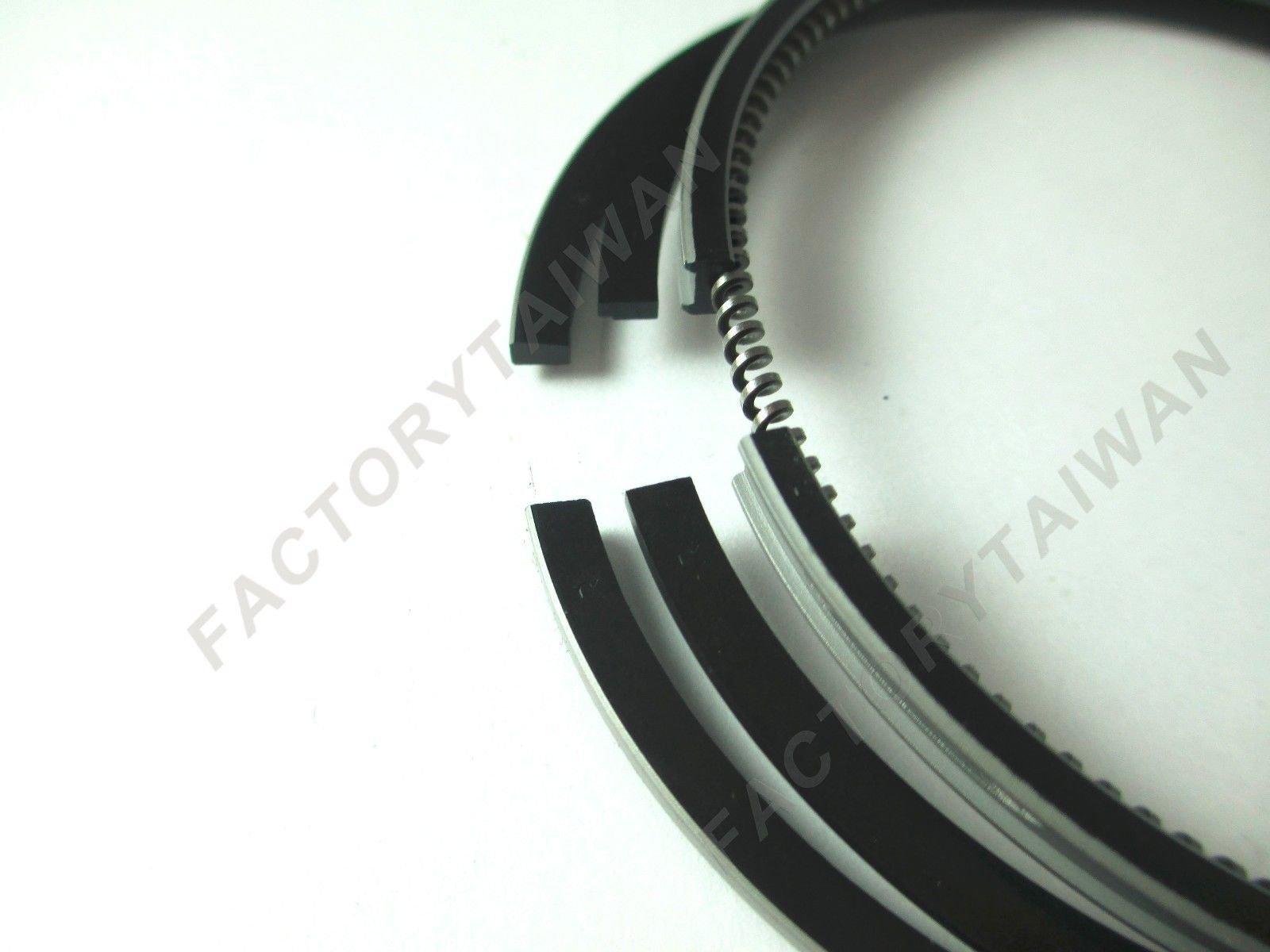 1x Piston ring set Kolbenringe STD 72,0 mm für Kubota Motor ZB600 Z600 D850