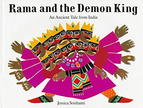Rama And The Demon King: An Ancient Tale From India (PB)