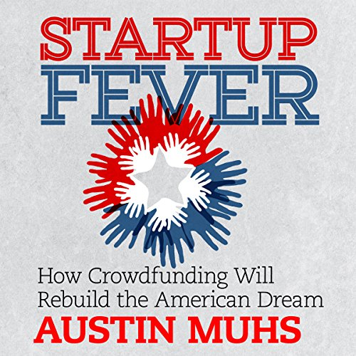 Startup Fever audiobook cover art