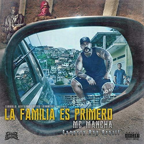 Mc.Mancha Gangsta Rap Brazil