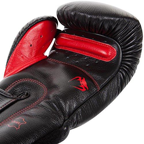 Giant 3.0 Boxing Gloves 16 oz, black/Red