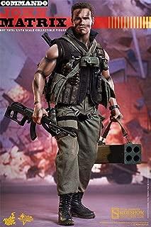 Hot Toys Mms276 Commando John Matrix 1/6th Scale Collectible Figure