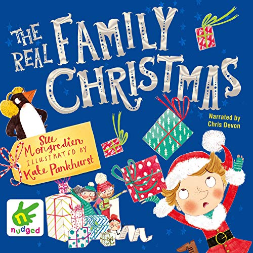 The Real Family Christmas cover art