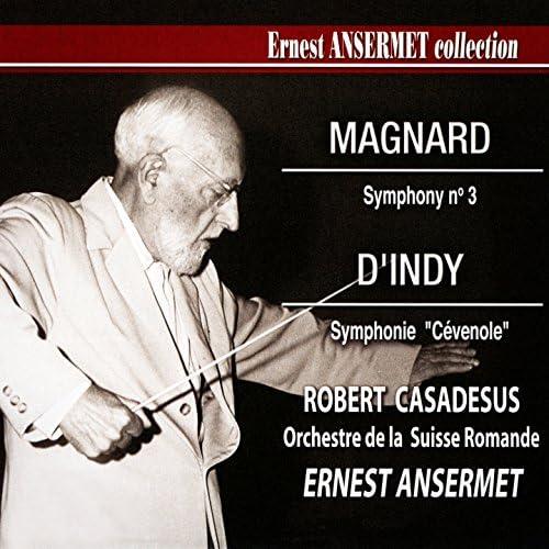 Ernest Ansermet, Orchestre de la Suisse Romande & Robert Casadesus