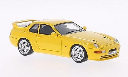 los clientes primero NEO+ Scale Models Models Models NEO43839 Porsche 968 Turbo S amarillo 1 43 MODELLINO Die Cast  salida para la venta