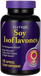 Soy Isoflavones 120 Capsules
