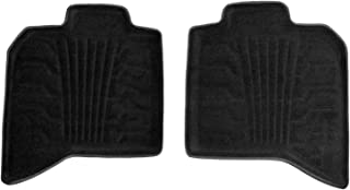 Lund 783056-B Catch-It Carpet Black Rear Seat Floor Mat - Set of 2