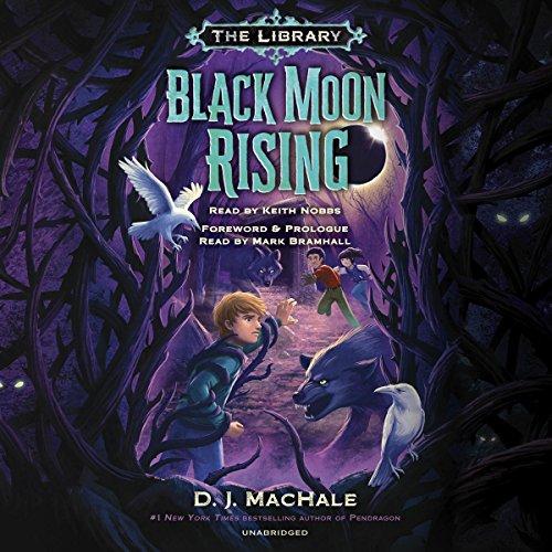 Black Moon Rising cover art