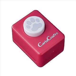カール事務器 クラフトパンチ スモールサイズ アシアト-A CP-1N