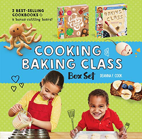 Cooking & Baking Class Box Set