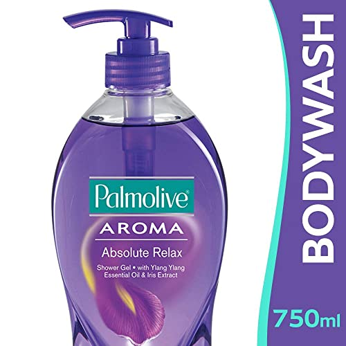 Palmolive Bodywash Aroma Absolute Relax Shower Gel - 750 ml Pump