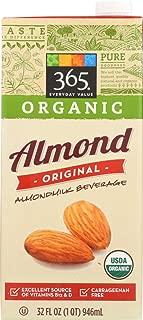 365 Everyday Value, Organic Almond Milk, Original Flavor, 32 fl oz