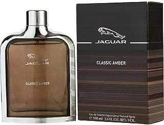 Jaguar Classic Amber Eau De Toilette Spray 100ml/3.3oz
