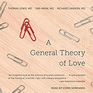 A General Theory of Love audiobook cover art