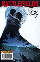 Battlefields: Dear Billy #1A VF/NM ; Dynamite comic book