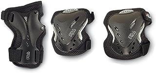 FILA SKATES Fitness Gear Protecciones, Unisex Adul...