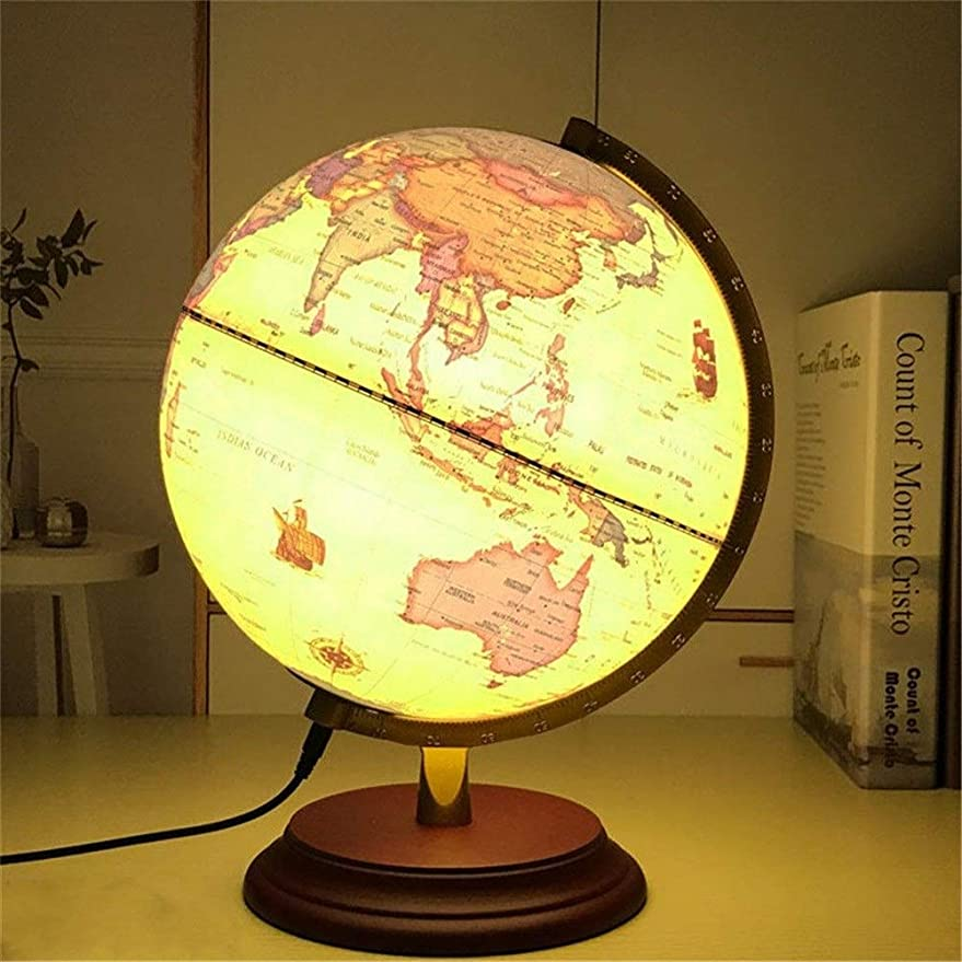 借りている検索エンジン最適化ほうきDILLIS 電灯グローブ中学生生徒学用品ライトLEDテーブルランプ装飾 ( Color : Multi-colored , Size : M )