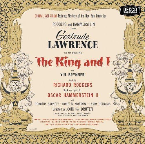 Original Broadway Cast (King And I)