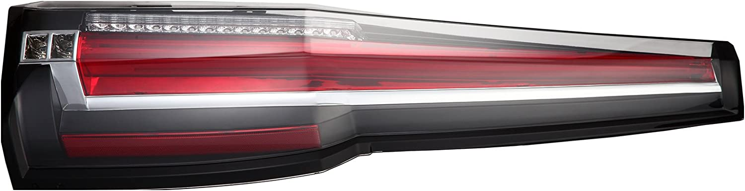 Max 58% OFF FEIPARTS Fit for 2015-2016 Chevrolet Suburban Max 81% OFF As Tahoe Taillight