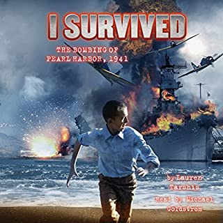 I Survived the Bombing of Pearl Harbor, 1941     I Survived, Book 4              Auteur(s):                                                                                                                                 Lauren Tarshis                               Narrateur(s):                                                                                                                                 Michael Goldstrom                      Durée: 1 h et 12 min     2 évaluations     Au global 5,0