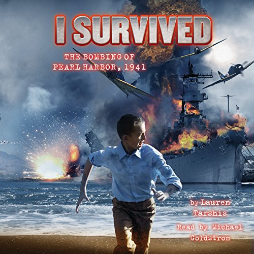 I Survived the Bombing of Pearl Harbor, 1941 audiobook cover art