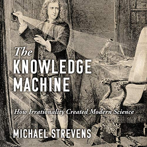 The Knowledge Machine cover art