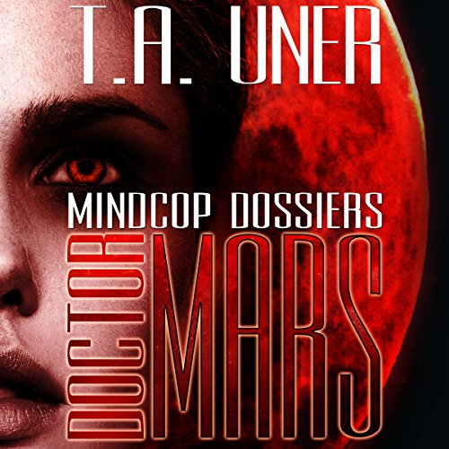 Doctor Mars audiobook cover art