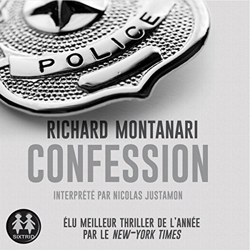 Confession audiobook cover art