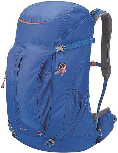 AJZXHE Sac d'alpinisme en Plein air Voyage Sac à Dos randonnée Escalade Escalade Camping Sac à Dos Hommes et Femmes Sac à Dos de randonnée (Couleur   A)