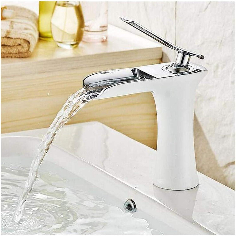 Wasserhahn Küche Bad Garten Wasserhahn Waschtischmischer Messing Wasserfall Bad Wasserhahn Ctzl1214