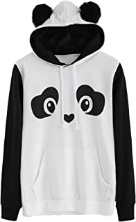panda hoodie for girl