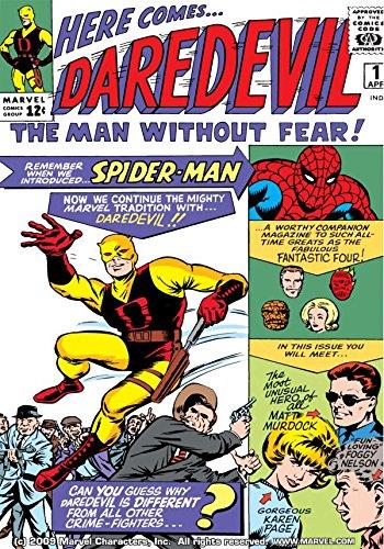 Daredevil (1964-1998) #1 (English Edition)