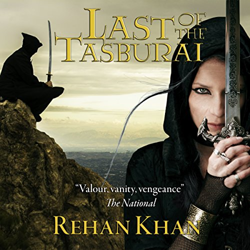 Last of the Tasburai audiobook cover art