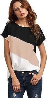 Women Tops, Gillberry Women Solid Casual Chiffon Tops T-Shirt Loose Top Long Sleeve Blouse