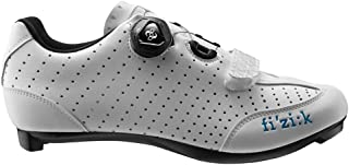 Fizik Women's R3B Donna Boa Road Sport Cycling Shoes - White w/Turquoise