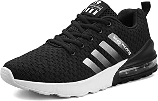 FZUU Athletic Minimalist Trail Running Shoes Lightweight Jogging Walking Gym Sports Sneakers for Men Women