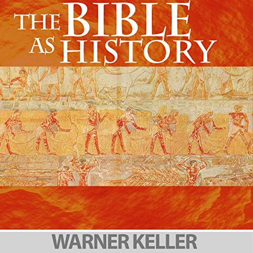 The Bible As History audiobook cover art