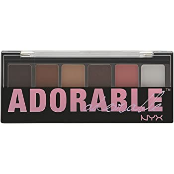 Nyx - Palette sombras de ojos the adorable professional makeup: Amazon.es: Belleza