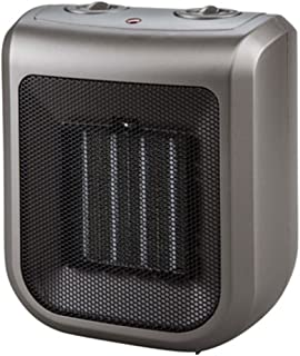 Soler & Palau PTC Calefactor cerámico TL-18 PTCTL-18 PTC1000/2000w G, 2000 W, Gris