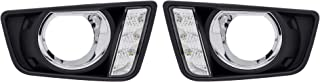 Fog Lights For Toyota , Hilux  , 2016 , Set 2 Pcs , Ty917-L2Led