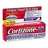 Cortizone-10 Creme Intensive Healing Formula 2 oz