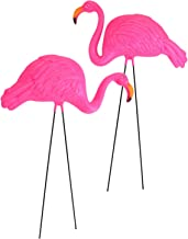cheap flamingo lawn ornaments