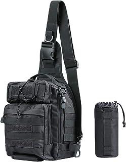 釣りバッグ 1000D防水 フィッシングバッグ 多機能 釣り袋 大容量 肩掛け 釣具タックル バックパック 登山