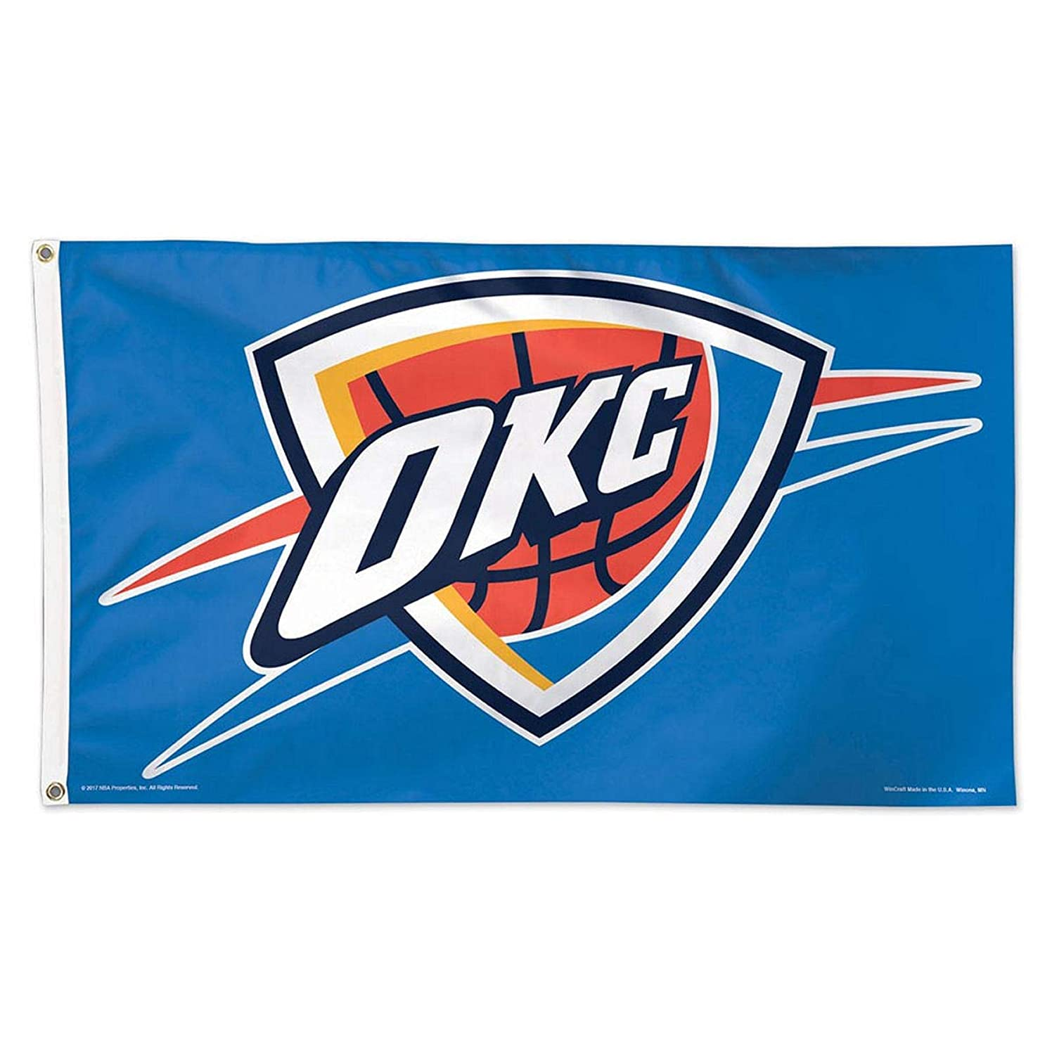 Wincraft Oklahoma City Thunder Flag