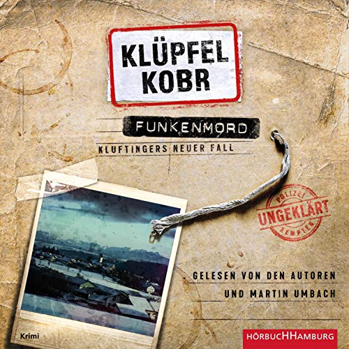 Funkenmord Audiobook By Volker Klüpfel, Michael Kobr cover art