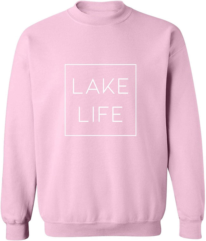 LAKE LIFE Crewneck Sweatshirt