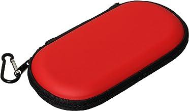 Timorn Storage Bag Custodia Protettiva in Eva Dura della Copertura Carry Shell Custodia con Cinghia per Playstation PS Vit...
